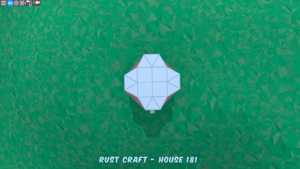 4 этаж дома Startup4 в Rust