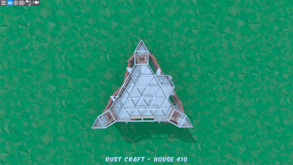 4 этаж дома Trian в Rust