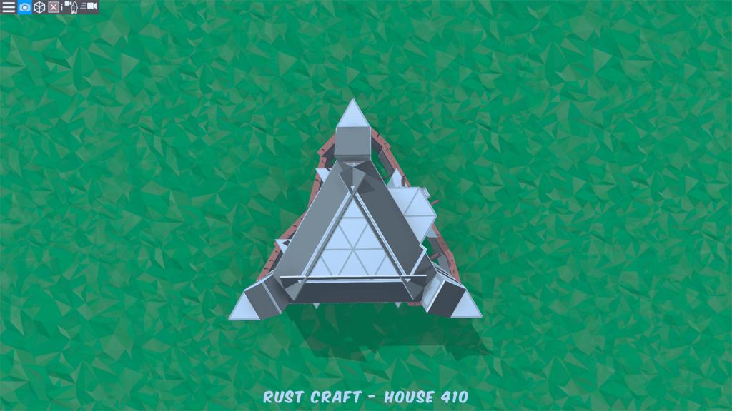 6 этаж дома Trian в Rust