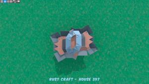 9 этаж дома Furn5 в Rust