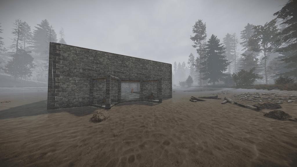 Автоматический гараж в Rust