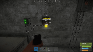 Подача энергии на умный переключатель в Rust