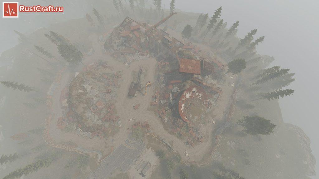 Свалка в Rust