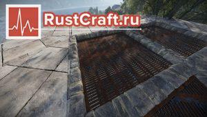 Квадратные настилы в Rust